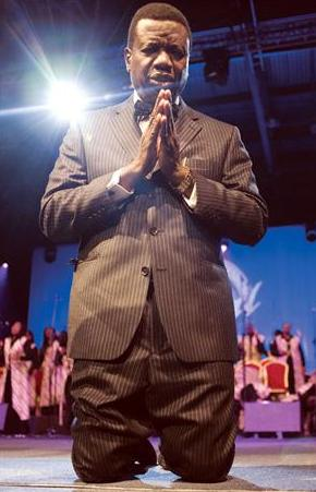 Pastor E. A. Adeboye, The Most powerful Man In Africa