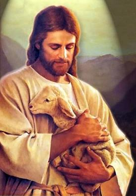 Imagery Of Jesus, Our Great Shepherd