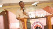 Dr. Daniel Kolawole Olukoya, exemplary father and spiritual father