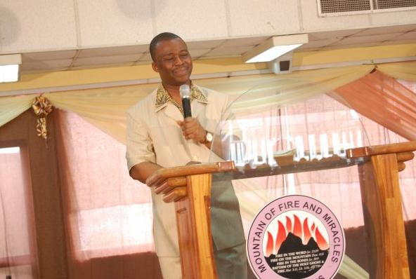Dr. Daniel Kolawole Olukoya, breaking the stronghold of witchcraft