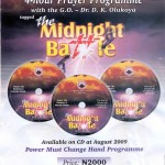 The Midnight Battle By Dr. Daniel Olukoya
