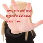 21 Prayer Points For Peace and To Deal With Troublers of Your Destiny