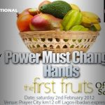 February 2013 Power Must Change Hands (PMCH) Programme – Deliverance of the Family Tree (Part 4)