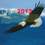 SOAR 2013: Welcome to the Year of Possession of the Strong City