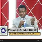 Redeemed Christian Church of God (RCCG) Goes on 100-Day Fasting and Prayer in 2014