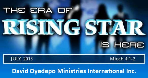 David Oyedepo Ministries International Inc.