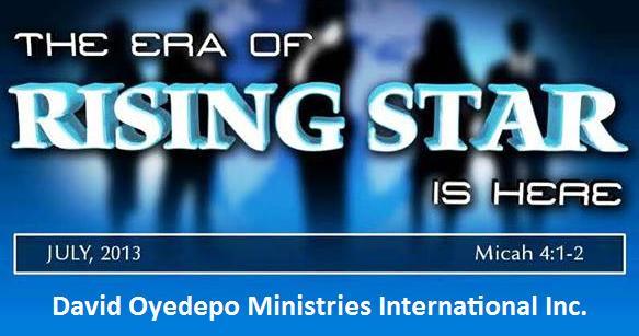 Prophetic Declaration from Goshen by Bishop David Abioye