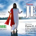 "Transcript of AUGUST 2013 Holy Ghost Service – ""JESUS"""