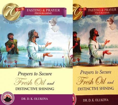MFM 2013 70 days prayer and fasting