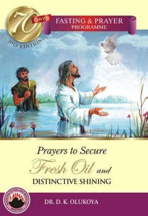 MFM 70 days prayer and fasting 2013
