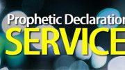 prophetic declaration