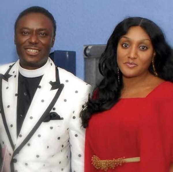 Pastor Kris okotie and former wife