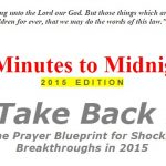 New Year 2015 Prayers (Day 10) – By Elisha Goodman
