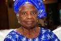 Mrs Olubisi Osinbajo - Mother of Nigeria's Vice President-elect Prays