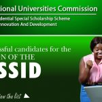 Covenant University's First Class Graduates Dominate PRESSID Scholarship Third Time Running