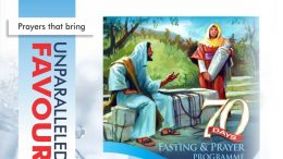 70 days fasting and prayers