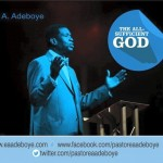 Pastor E. A. Adeboye's Prophecy for New Year 2016