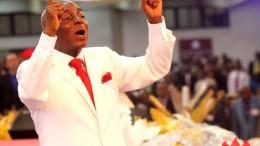 Bishop David Oyedepo - spitting prophetic fires