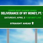 12 Prayer Points for Deliverance of my Money – By Dr. D. K. Olukoya