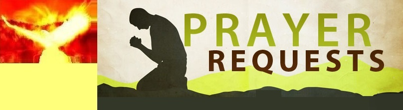 Prayer Request . . .