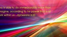 Prayer Request.. .. Ephesians 3:20