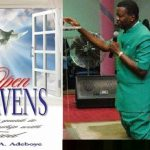 Prayer Points on Today's Open Heavens, (Friday, October 21st, 2016) – I KNOW YOUR WORKS (Part 6)