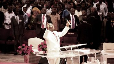 BISHOP DAVID OYEDEPO - LIVING FAITH CHURCH