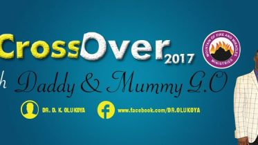 CROSS OVER NIGHT WITH DR. D. K. OLUKOYA