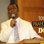 14 Prayers for 14th October: 2 Days To Crowning MFM 70-Day Fasting & Prayers 2016: The MASSACRE OF DESTINY ROBBERS! DAY 68