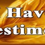 TESTIMONIES GALORE! Overcoming By Practice of Faith