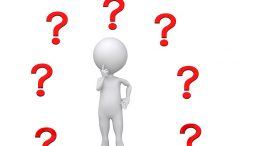 DEALING WITH QUESTION MARKS CHALLENGING YOUR DESTINY