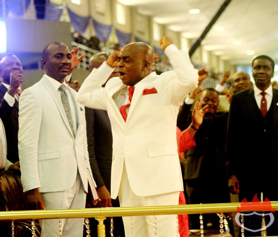 HAPPY NEW MONTH FROM BISHOP DAVID OYEDEPO
