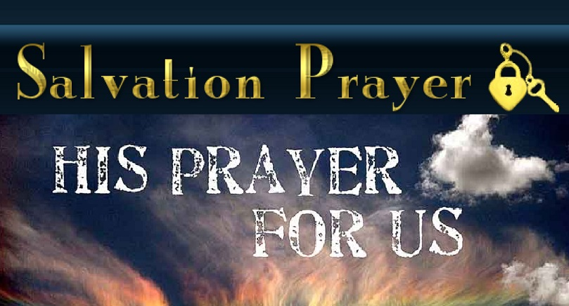 SALVATION PRAYERS