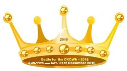 Battle For The CROWN 2016