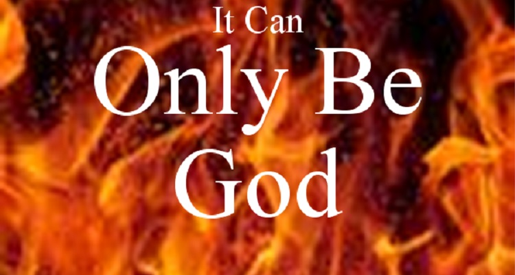 TESTIMONY - IT CAN ONLY BE GOD
