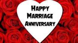 MARRIAGE ANNIVERSARY PRAYERS